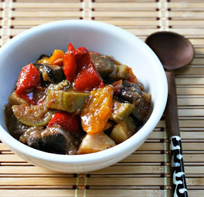 Slow-Cooker Ratatouille