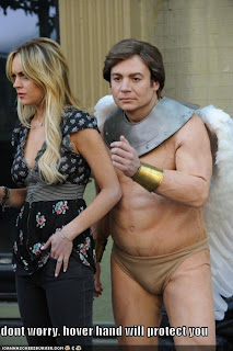 hover hand mike myers