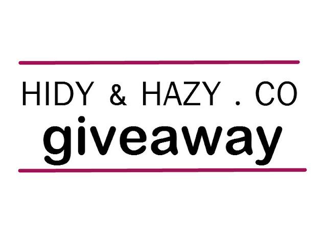 http://iamhazystayawesome.blogspot.com/2015/05/hazy-hidyco-giveaway.html