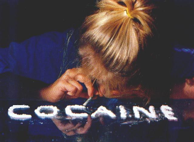 Pesquisa americana revela que cocaína pode mudar a estrutura do cérebro em poucas.
