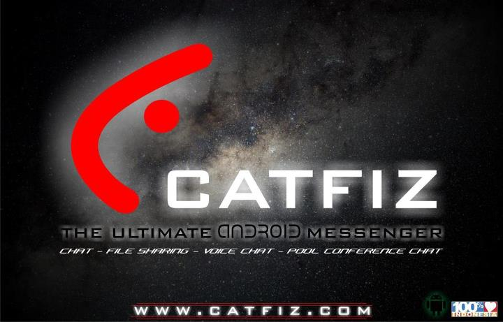 Download Catfiz | Aplikasi BBM nya Android Indonesia