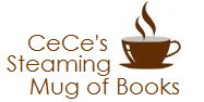 CeCe's Steaming Mug of Books