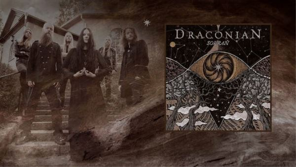 "DRACONIAN: Παρουσίασαν το lyric video του ""Rivers Between Us"""