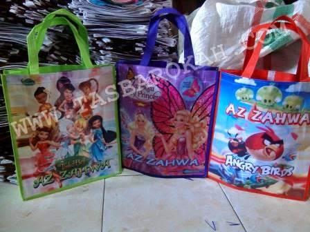 souvenir tas ultah anak di jakarta