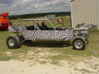 For Sale Street Legal Sand CAR, Dune buggy $11,500