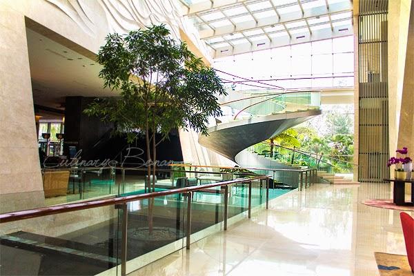 Lobby Hilton Bandung