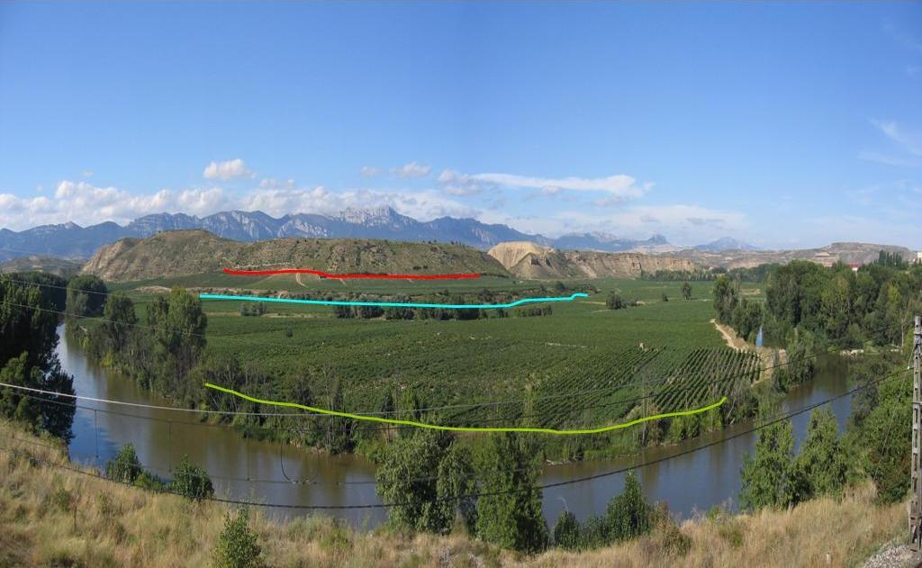 Epic reos potencial enol gico de los vi edos cercanos al for Terrazas fluviales