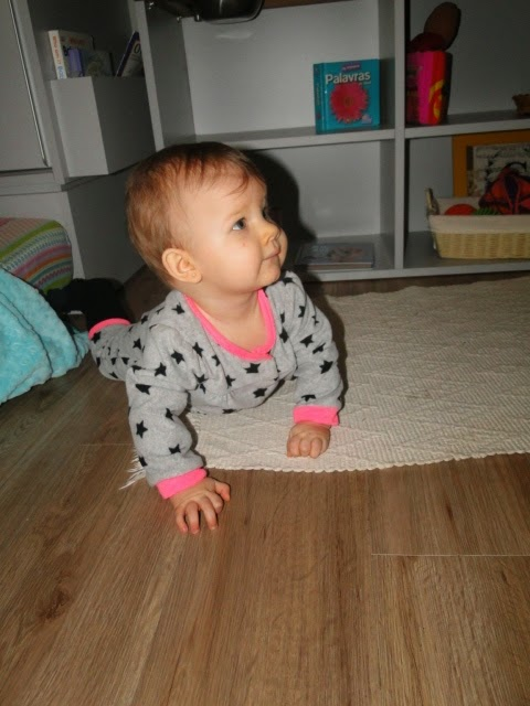 montessori room baby
