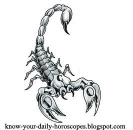 Scorpio Ascendant