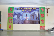 ĐẠI HỘI DÂN CHÚA GX CHÍNH TÒA 2015