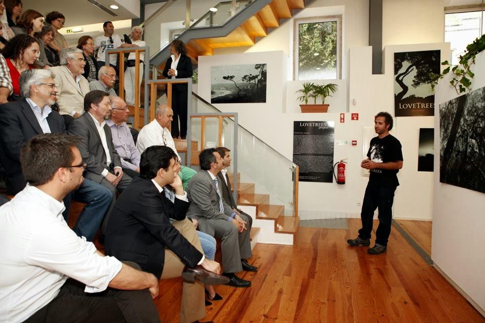 Palestra no Espaço de Cultura Vila Alda em Sintra