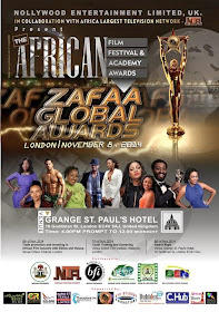 ZAFAA Global Awards 2014