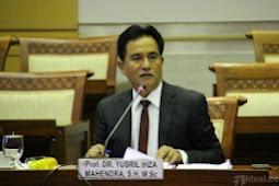 Yusril:Prabowo-Hatta Kalah di MK Karena Waktu