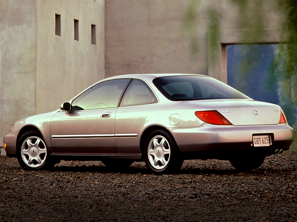 97 99 Acura CL Coupe YA1