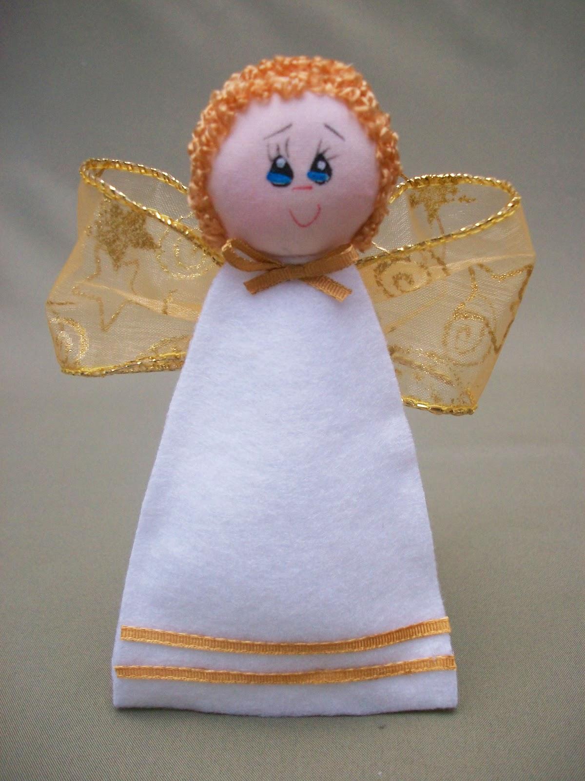 Recuerdos cecile originales adornos de navidad angelitos - Adornos navidenos originales ...