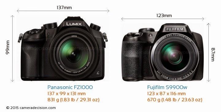 Fujifilm FinePix S9900W, prosumer camera, kamera prosumer, bridge camera, super-zoom lens, mega-zoom, Wi-Fi, Full-HD video,