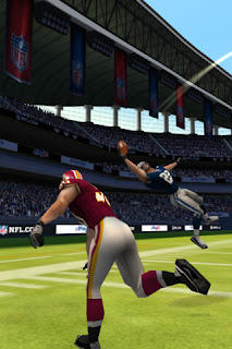 NFL Flick Quarterback iPhone App