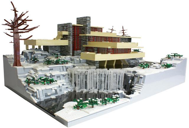 Lego Architecture Fallingwater3