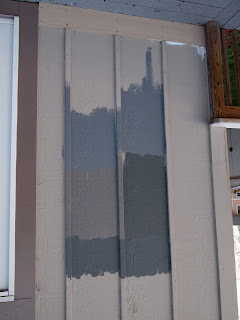 Clean kaylene how to go crazy choosing gray as your house exterior color for Grizzle grey sherwin williams exterior