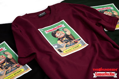 "The Hundreds x Garbage Pail Kids Collection - ""Bloggy Bobby"" Tee"