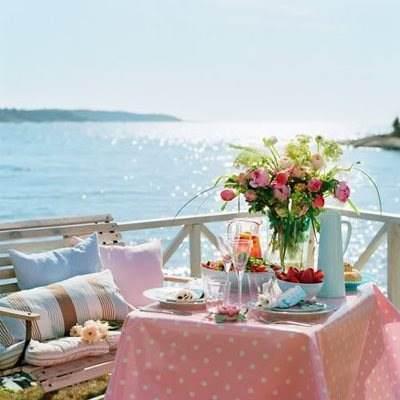 romantycznie, dla dwojga, Ogród i taras, aranżacja, na dworze, jak urządzić, kącik, piknik, picnic, pomysł na, wyjazd na,