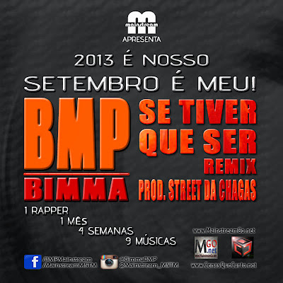 BMP - Se Tiver Que Ser (Remix) #RapAngolano