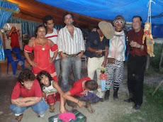 VISITA / APRESENTAÇÃO NO ACAMPAMENTO CIGANO DE TANGUÁ