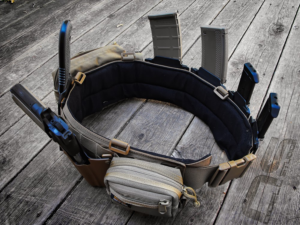 MOLLE kydex system