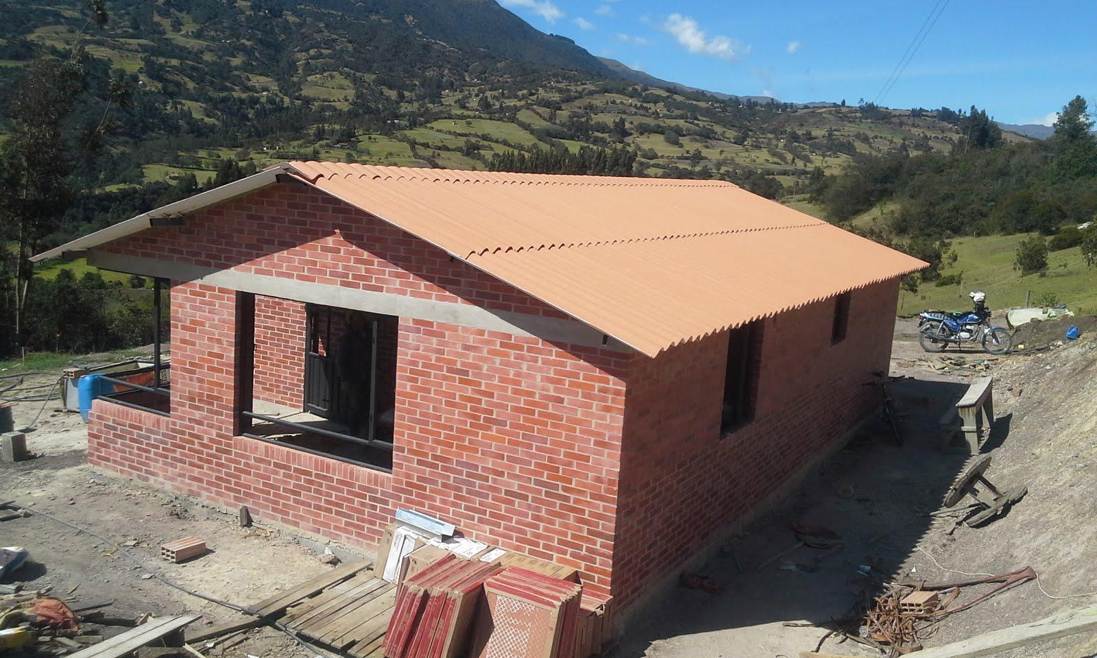 Casas campestres modulares costruccion piscinas for Piscinas diseno estructural