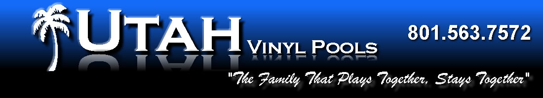 Utah Vinyl Pools | The Family That Plays Together...Stays Together