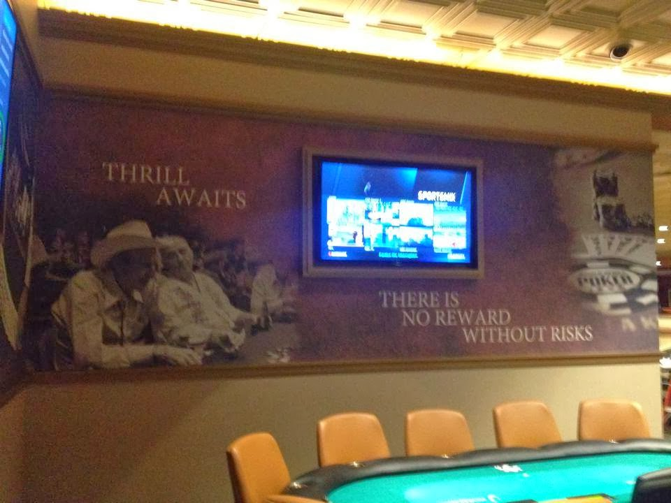 Horseshoe poker room tunica