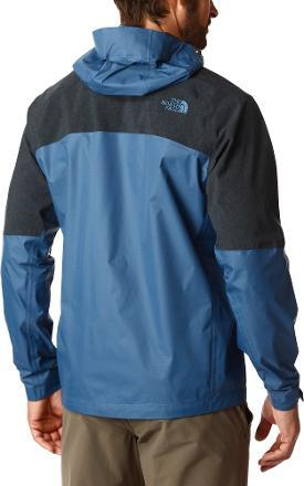THE NORTH FACE VENTURE HYBRID RAIN JACKET, MEN'S: A Review | THE ...