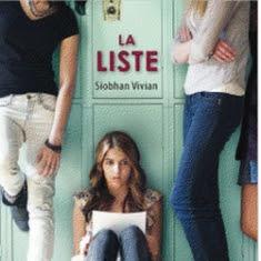 La liste de Siobhan Vivian