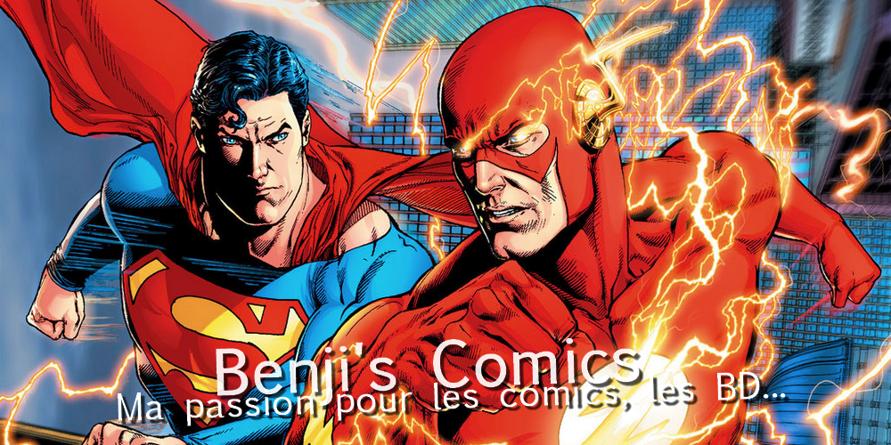 Benji's Comics