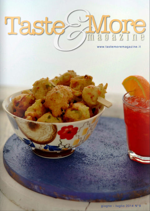 http://issuu.com/tasteandmore/docs/taste_more_magazine_giugno-luglio_2