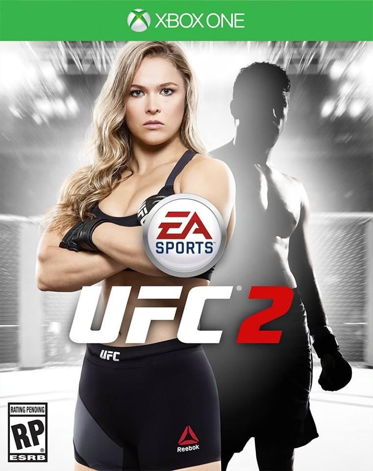 EA Sports UFC 2 Ronda Rousey