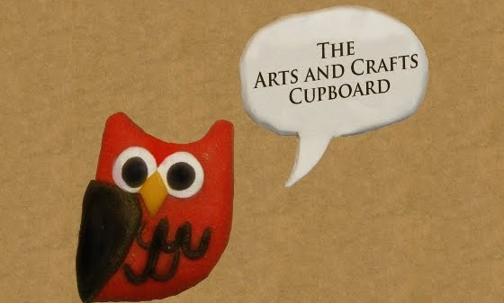 The Arts and Crafts Cupboard