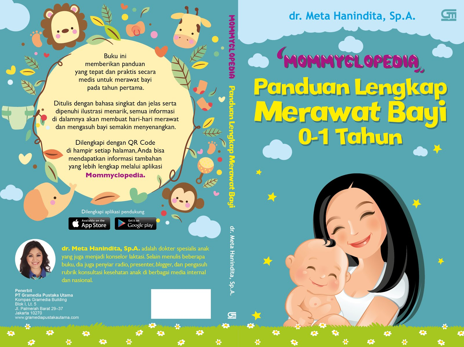 Order Buku Mommyclopedia