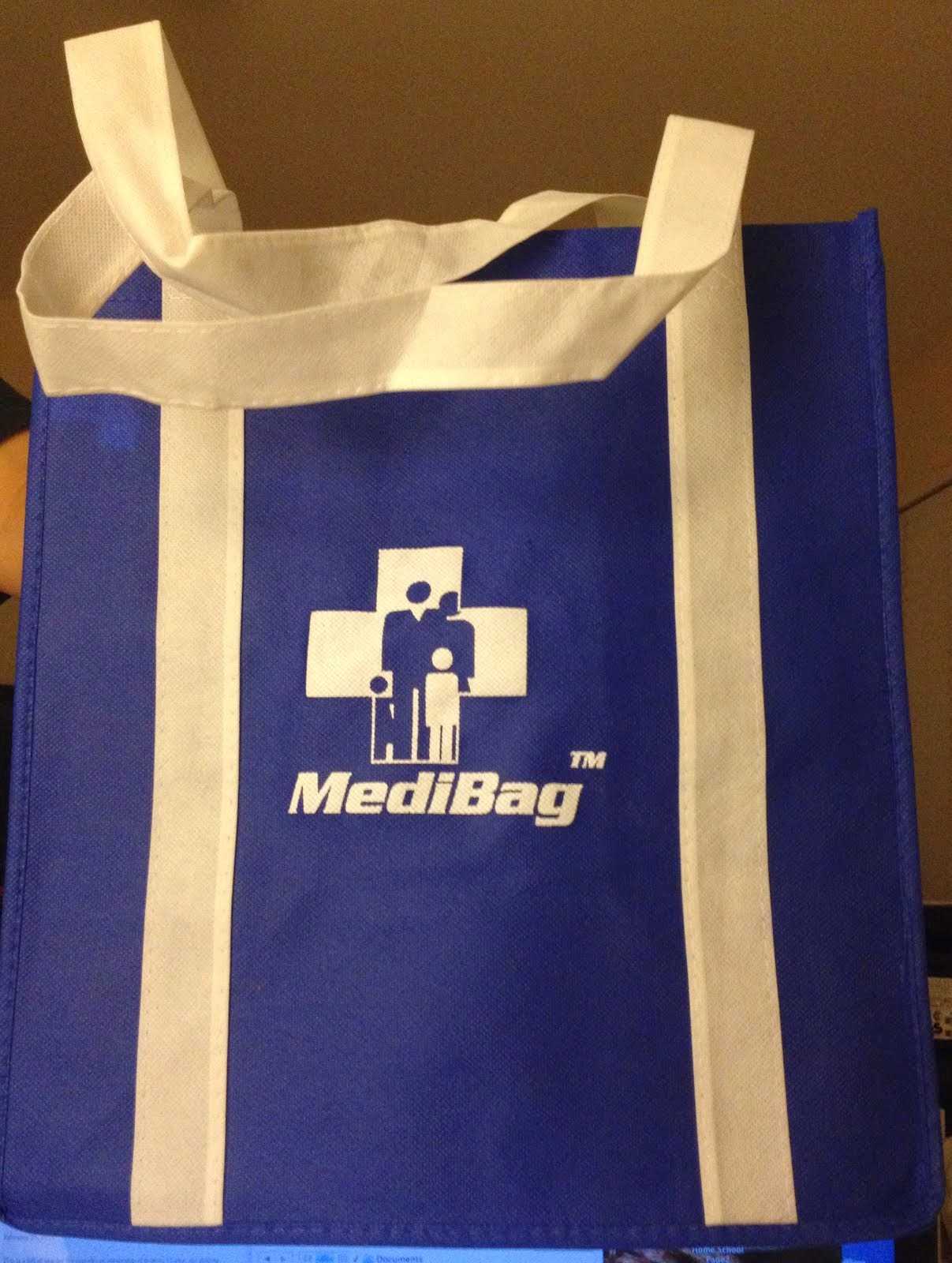 MediBag(R). Registered. Patent Pending. All rights reserved.