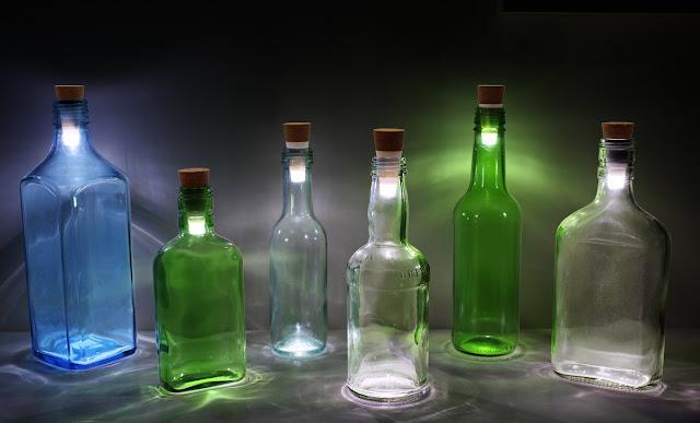 GOODIES - Bottle Light