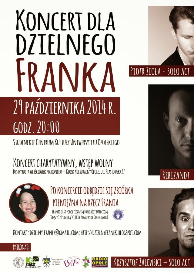 Koncert dla Frania