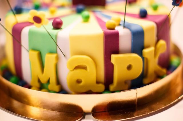 Поздравления с днём рождения марку 98