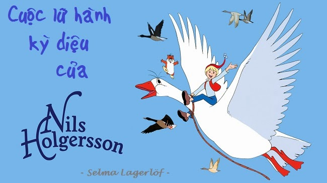 Cuộc Lữ Hành Kỳ Diệu Của Nilx Holyerxon Qua Suốt Nước Thụy Điển Prc