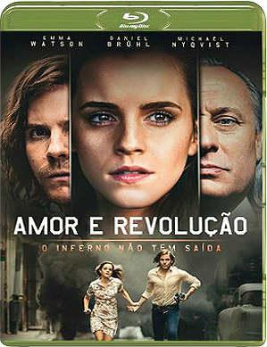 Filme Poster Amor e Revolução