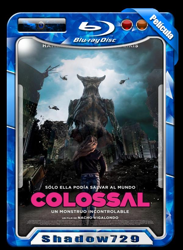 Colossal (2016)   Ella Es Un Monstruo 720p Dual Mega