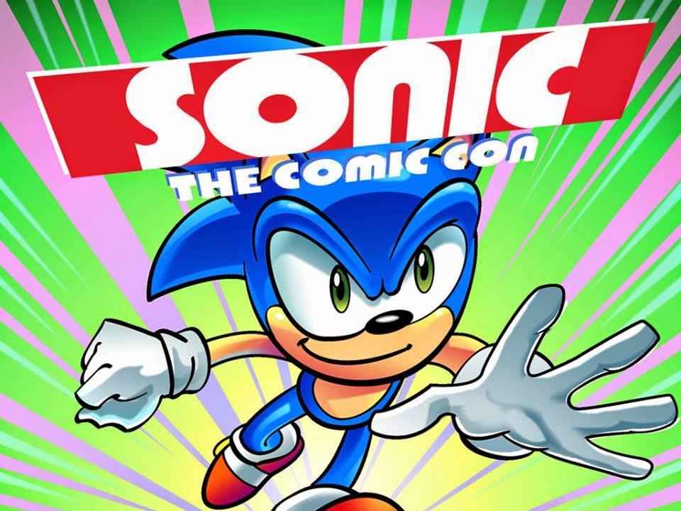 Sonic the Comic-Con