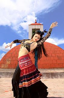danza arabe mexico