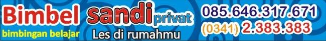 Sandi Privat | Les Privat di Malang