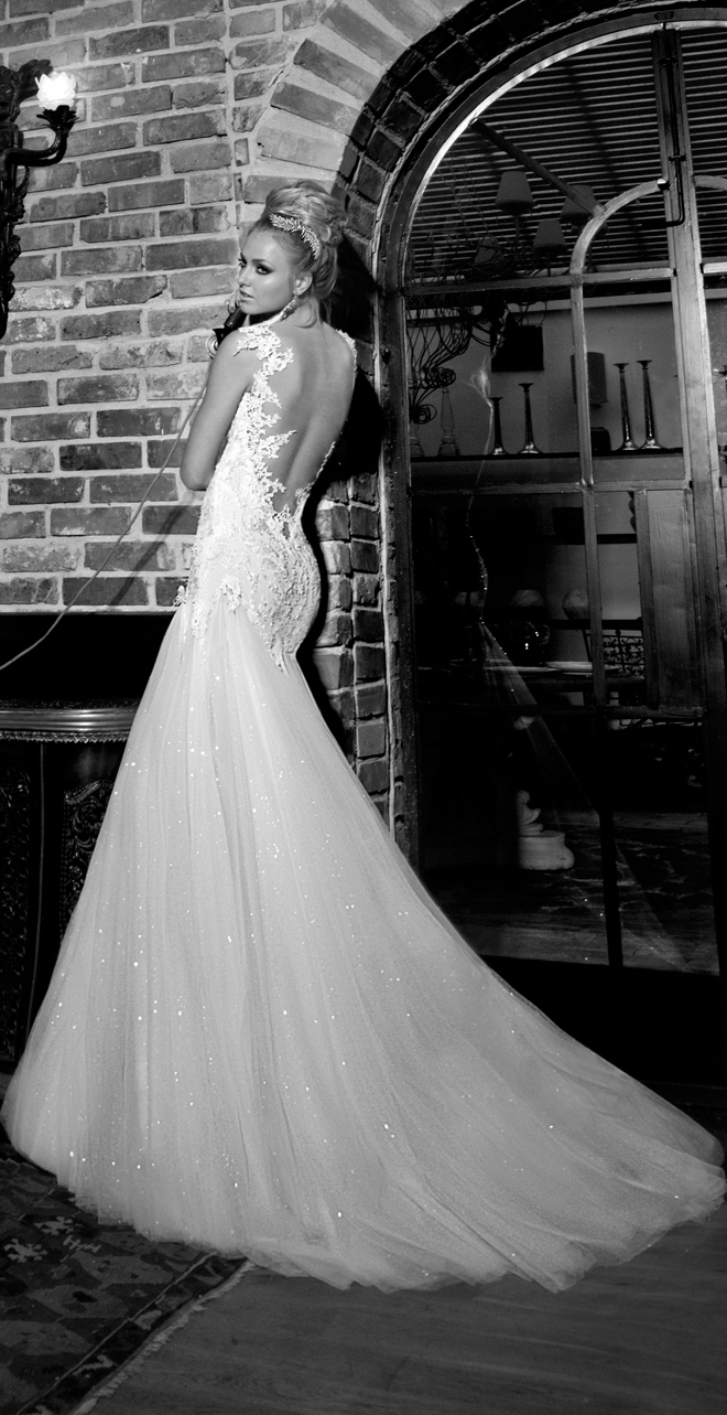 Galia lahav 2013 bridal collection the st tropez cruise for Wedding dresses for cruise ship