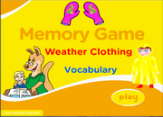 http://www.eslgamesplus.com/weather-clothes-vocabulary-memory-game-for-esl/